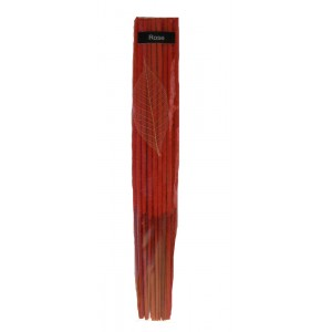 Fair Trade Hand Rolled Thai Rose Incense Sticks