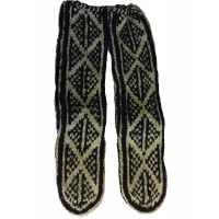 Genuine Fair Trade Handknitted Afghan Slipper Socks