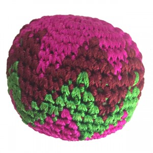 Colourful Hacky Sack - Fair Trade