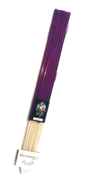 Thai Lavender Incense = Fair Trade